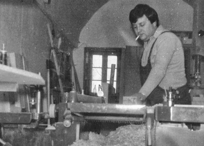 Tecnolegno Arredi - Storia - Fanizzi